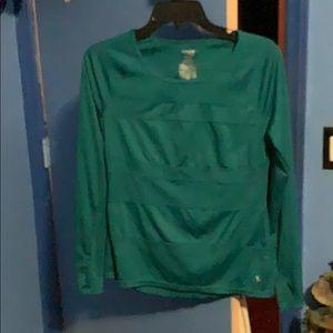 Beautiful Lady's Danskin Long Sleeve Shirt